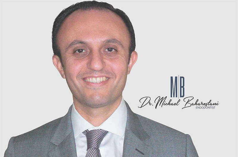 About Dr. Michael Baharestani